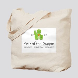 """Year of the Dragon"" [2000] Tote Bag"